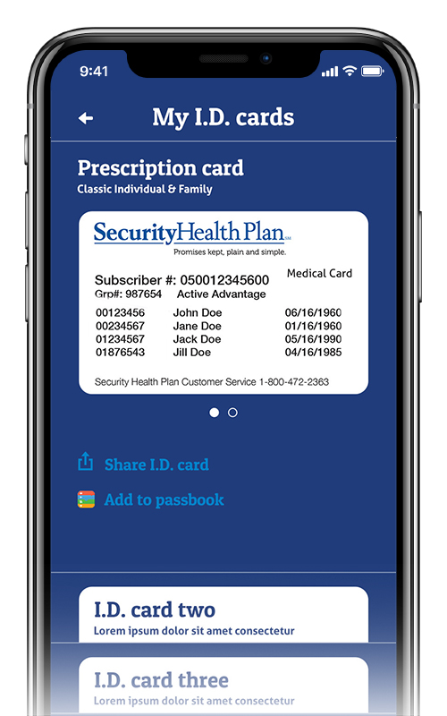 Medicare Overview | Security Health Plan